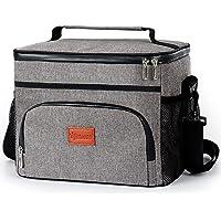 AstroAI 15L Lunch Box Cooler Bag (Grey)
