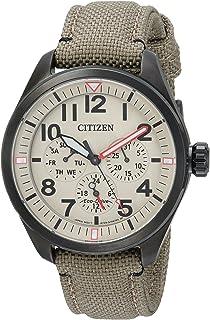 Watches Mens BU2055-08X Eco-Drive