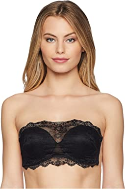 Backless Strapless Bandeau Bra