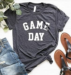 game day shirt, football shirt, football mom shirt, baseball mom shirt, sunday football, cute football shirt, baseball shirt, sports shirt