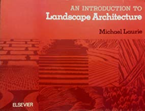 An Introduction to Landscape Architecture (ISBN:0444001719)
