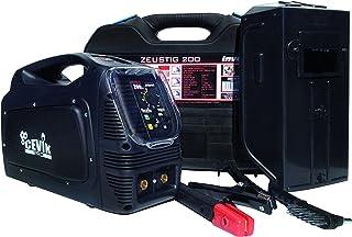 Cevik CE-ZEUSTIG200MP - Equipo de Soldadura 170 A. Electrodos de 1,6