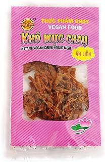 VietsWay Au Lac Vegan Food Instant Vegan Dried Squid Meat