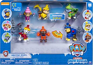 Nickelodeon Paw Patrol The Great Snow Rescue Arctic Pups