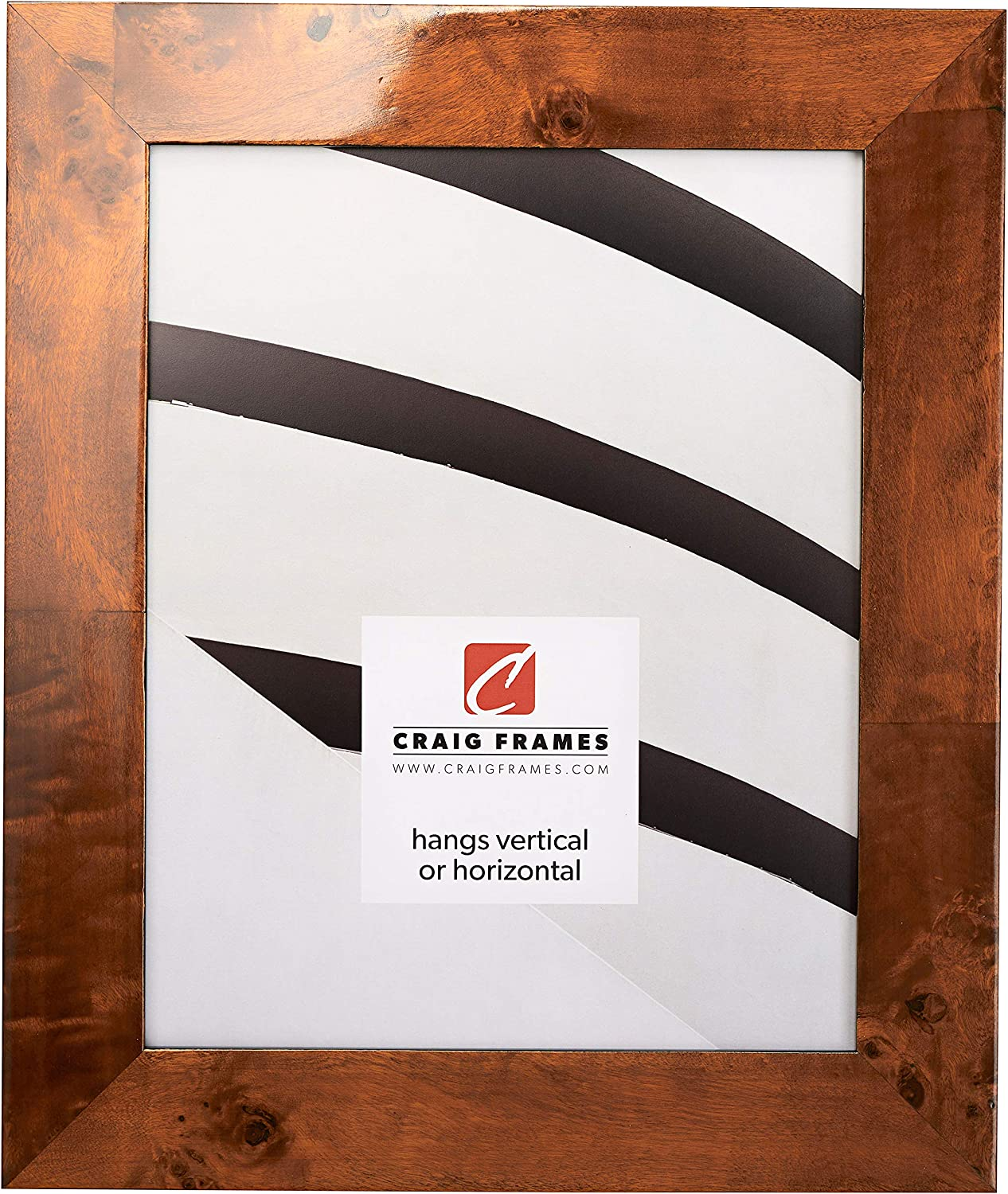 Craig Frames El Paso mart Mall Innovations Picture Frame 22 Brow 28 x Honey Inch