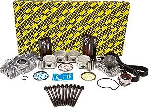 OK4034M/0/0/0 01-05 Honda Civic VTEC 1.7L SOHC 16V D17A2 D17A6 Master Overhaul Engine Rebuild Kit