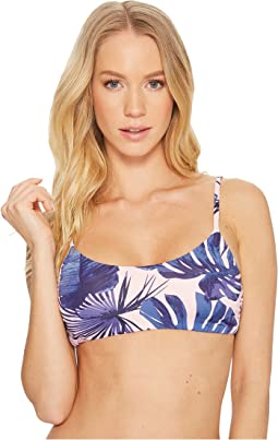 THE BIKINI LAB - Why Can't We Be Fronds Bralette Top