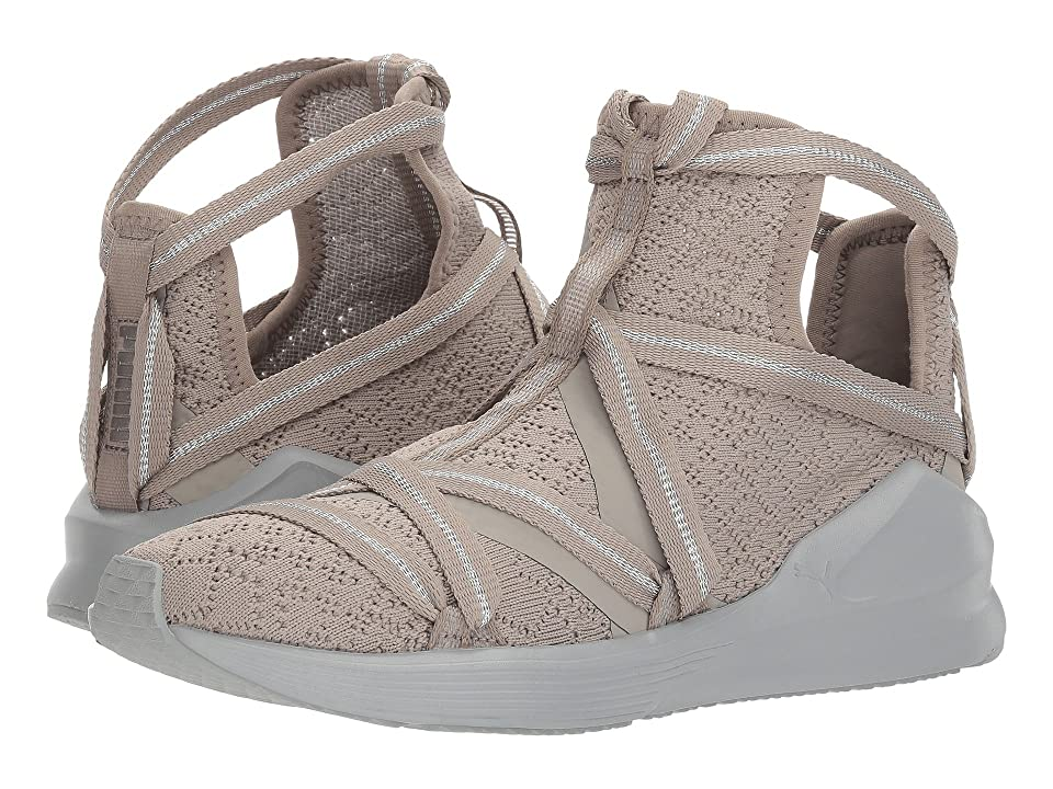 PUMA Fierce Rope EP (Rock Ridge/Metallic Beige) Women