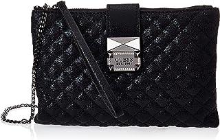 Guess Womens Cross-Body Handbag, Black - SM767569