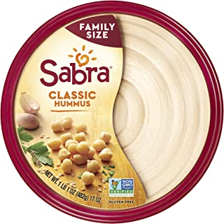 Sabra Classic Hummus, 17 oz
