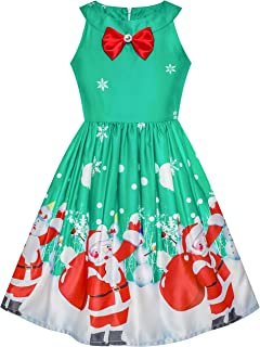 Best santa dresses for girls Reviews