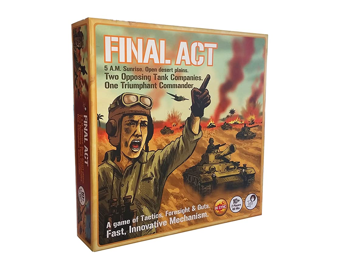 該当する不良品群集Final Act Si-Mov Strategy Board Game