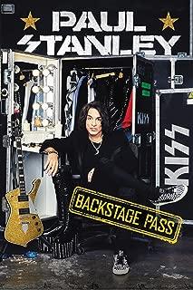 kid rock backstage passes