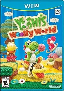 yoshi wooly world game