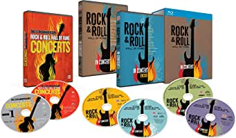 Rock And Roll Hall Of Fame In Concert - The Blu-ray Collection arrives Feb. 18 from Time Life