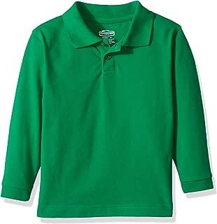 Kids' Toddler Preschool Unisex Long Sleeve Pique Polo