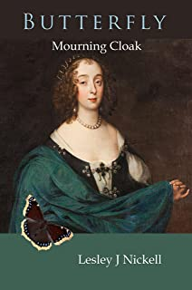 Butterfly Volume Two:  Mourning Cloak