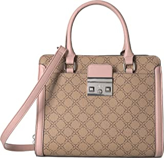 Nine West Women's Camelia Jetset Satchel