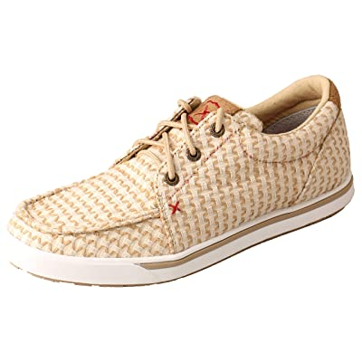 Twisted X WCA0028 (Beige) Women