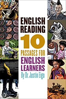 English Reading: 10 Passages for English Learners (English Edition)