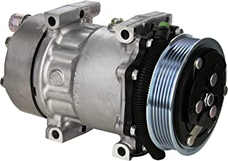 Denso 471-7005 New Compressor with Clutch