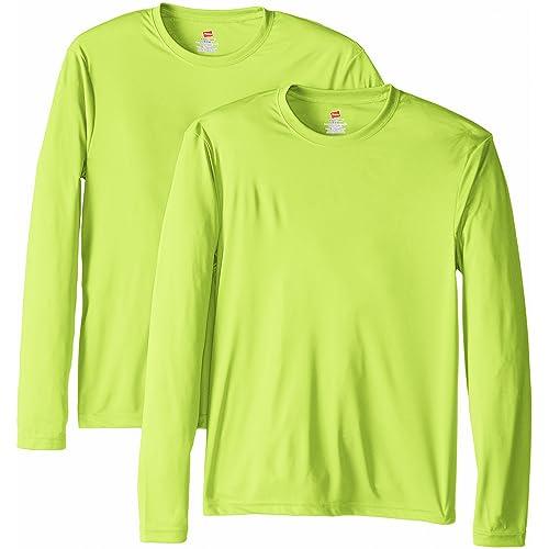 neon t shirts mens