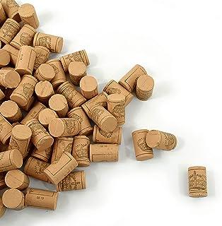 Duhalle 1003 Set de 100 Bouchons de Liège Colmatés, 38 x 24 mm