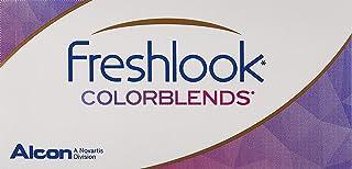Freshlook Colorblends Pure Hazel (-2.50) - 2 Lens Pack