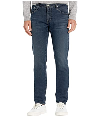 AG Adriano Goldschmied Tellis Modern Slim Leg Jeans in 4 Years Ranger (4 Years Ranger) Men