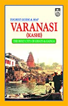 Varanasi: Mini City Tourist Guide Map [English-Hindi]