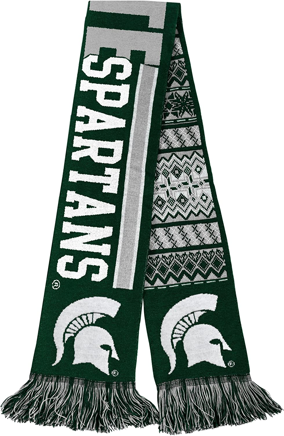 Forever 100% quality warranty! Collectibles NCAA unisex-adult Acryllic Scarf latest Knit