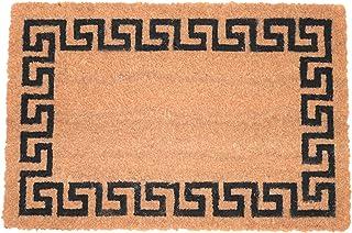 Tapis entree interieur et exterieur, paillasson antiderapant et absorbant, paillassons pour entrée en fibre de coco, tapis...