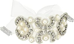 Erlynda Pearl Tie-On Bracelet