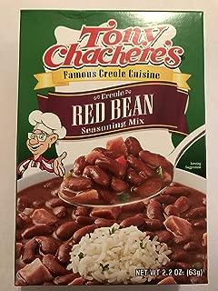 Tony Chachere's Red Bean Seasoning Mix, 2.2 Ounces