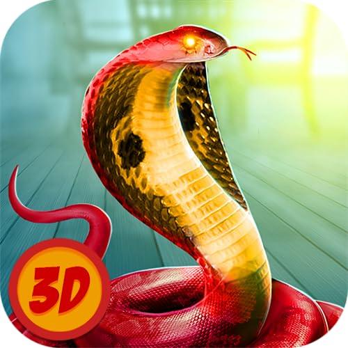 Venom Cobra Snake Simulator – Home Pet Terrarium Adventures