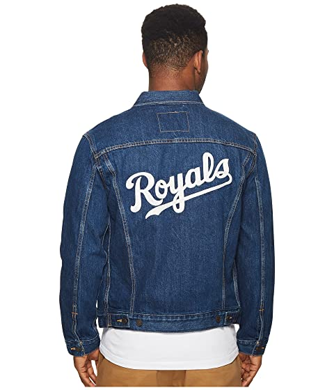 Trucker Denim Mens Kansas Levi's® City Royals 6wSqHgC