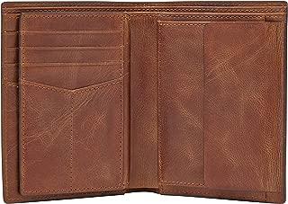 Men's Derrick Leather RFID Blocking International Combination Wallet