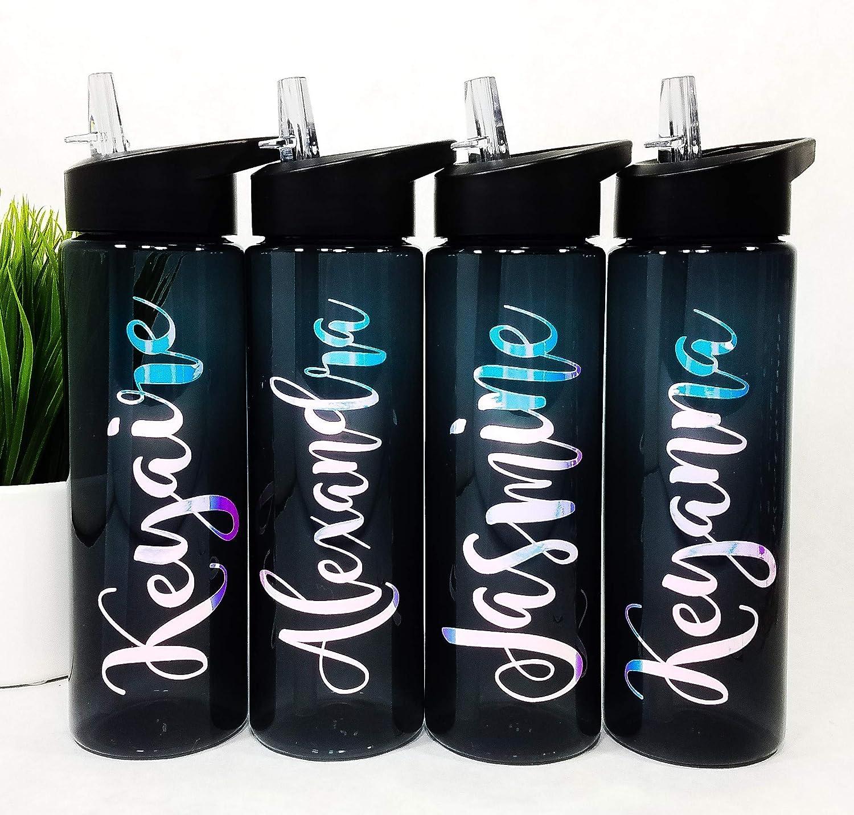 Memphis Mall Branded goods Personalized Water Bottle Sport Plastic Bo Sports