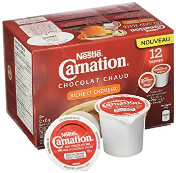 Carnation Rich Hot Chocolate