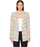 Adam Lippes - Cotton Tweed Long Blazer