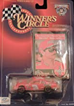 1998 NASCAR 50th Anniversary Edition Series Dale Earnhardt Sr #3 Red Coca Cola 1998 Monte Carlo 1/64 Scale 1st Head to Head Race With Dale Jr Motegi Japan Winners Circle With Replica Photo Insert Card