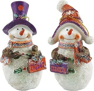 clemson tiger ornaments