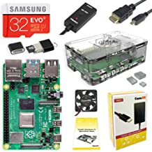 Best raspberry pi official raspberry pi beginner kit Reviews