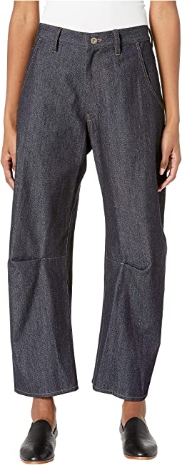 U-Gusset Wide Pants