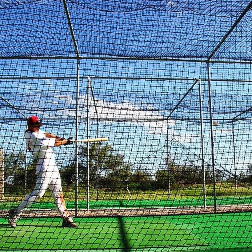Baseball Batting Cages 42 Heavy Duty Net [Net World Sports]