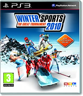 Winter Sports 2010: مسابقات بزرگ (PS3)