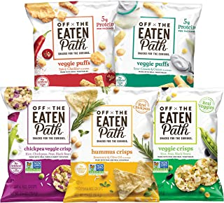 Off the Eaten Path Sampler Variety Pack, 16 Count