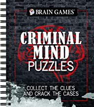 Brain Games - Criminal Mind Puzzles: Collect The Clues And Crack The Cases