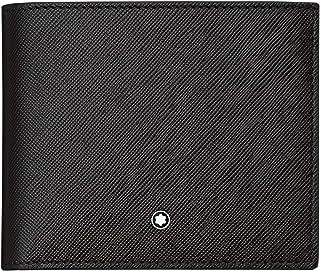Montblanc Mens Wallet, Black - 113222