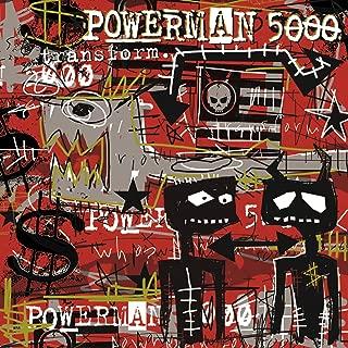 powerman 5000 action